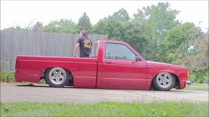 100 Body Dropped Trucks Body Dropped S10 YouTube