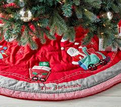Train Quilted Tree Skirt | Pottery Barn Kids Pottery Barn Christmas Catalog Workhappyus Red Velvet Tree Skirt Pottery Barn Kids Au Entry Mudroom 72 Inch Christmas Decor Cute Stockings For Lovely Channel Quilted Ivory 60 Ornaments Clearance Rainforest Islands Ferry Monogrammed Tree Skirts Phomenal Black Andid Balls Train Skirts On Sale Minbelgrade