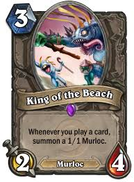 loe the mmuurrman obligatory murloc shaman deck shaman