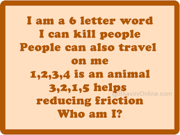 Read The Hints In Riddle And Guess Word I Am A 6 Letter Can K