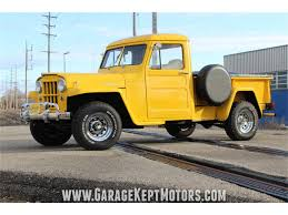 100 Trucks For Sale In Grand Rapids Mi 1954 Willys Jeep For ClassicCarscom CC1068474