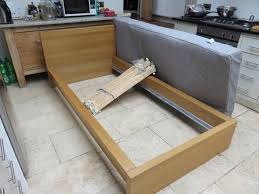 Ikea Malm Bed Frame Instructions by Bedroom Astounding Image Of Furniture For Bedroom Decoration Using