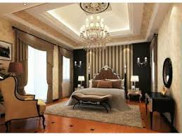 Master Bedroom High Ceiling Decorating Home Design Ideas