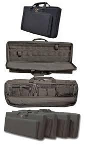 Discreet Square Rifle Case