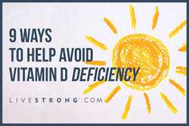 Uv Lamp Vitamin D Supplement by 9 Ways To Help Avoid Vitamin D Deficiency Livestrong Com