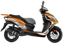 Wolf 150cc Scooters