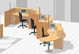 agencement bureaux plans 3d mobilier de bureau