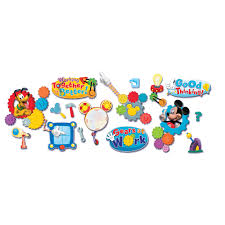 Mickey Mouse Clubhouse Bedroom Set by Mickey Mouse Clubhouse Working Together Is Better Bulletin Board