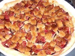 cuisiner figues fraiches tarte aux figues fraîches et au d épice mes essais dans la