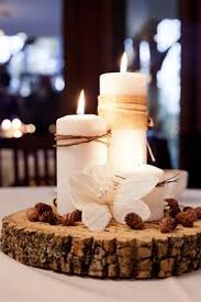 55 Winter Wedding Candles Ideas