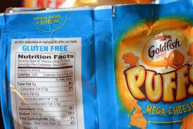 Gluten Free Goldfish Puffs Makeitgopuff Shop