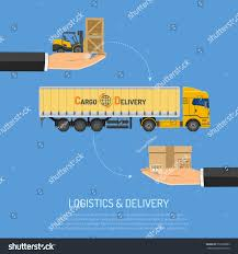 Logistics Delivery Concept Trucking Hand Flat Stock Vector ... Ab Big Rig Weekend 2012 Protrucker Magazine Canadas Trucking Truckin Alberta Hwy 2 Rest Area Pt 3 Ryker Oilfield Hauling 12 9 Back To Mcl Group 6 2011 Oct 14 Ponoka Swift Current Sk Thank You C K 2010