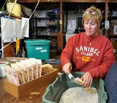 Natural Foo Maine s organic seed panies see warming trend