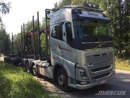 Used Volvo FH16 Logging Trucks Year: 2014 Price: $98,396 For Sale ...