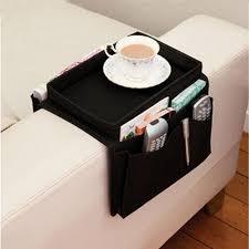 plateau de canapé accoudoir chaise canapé canapé canapé table de contrôle à distance