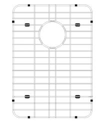 Lenova Sink Ss Le 38 by Faucet Stop Bottom Grid G100 Lenova Stainless Steel
