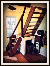 Custom Stairs For Small Spaces By SmithworksDesign On Etsy ... Ideas Attractive Deck Stairs Plus Iron Handrails For How To Build Kerala Home Design And Floor Planslike The Stained Glass Look On Living Room Stair Wall Design Hallway Pictures Staircase With Home Glossy Screen Glass Feat Dark Different Types Of Architecture Small Making Safe Wooden Stairs Steel Railing Interior Ideas Custom For Small Spaces By Smithworksdesign Etsy 10 Best Entryways Images Pinterest At Best Solution Teak