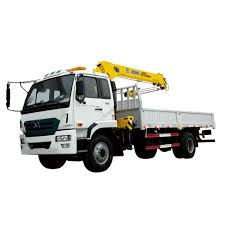 XCMG Official Truck Mounted Crane SQ12SK3Q For Sale_Truck Crane ...