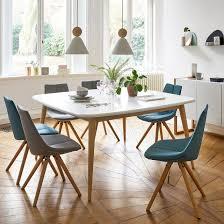 chaises rembourr es table de cuisine 8 places maison design hosnya com
