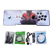 Video Game Console Arcade Machine 1299 Classic Games 2 Players Pandoras Box 5S Multiplayer Home Arcade Console 1299 Games All In 1 NONJAMMA PCB