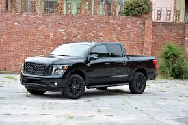 Back In Black: 2018 Nissan Titan Midnight Edition Test Drive Review ...