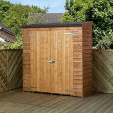 6 X 6 Wood Storage Shed by All Garden Buildings U2013 Next Day Delivery All Garden Buildings