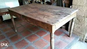 Second Hand Dining Room Set Furniture Tables Antique Table With Storage For Sale Find Used