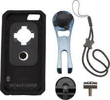 Rokform V3 Bike Mount Bundle iPhone 6 Case Black