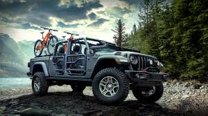 100 Truck Bed Tie Down System 2020 Jeep Gladiator Offering More Than 200 Mopar Accessories