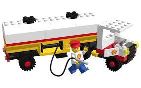 Mecabricks.com | LEGO Set 6695-1 Tanker Truck