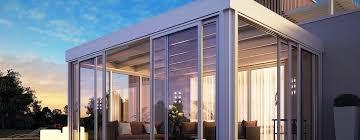 anbauten mit glas wohnraumerweiterung im wintergartenstil