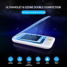 Multi functional USB Charging Mobile Smartphones Ozone UV