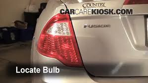 brake light change 2011 2012 lincoln mkz 2012 lincoln mkz hybrid