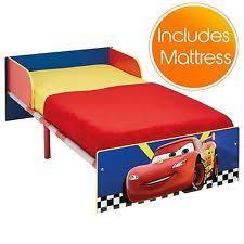 Lighting Mcqueen Toddler Bed by Disney Cars Toddler Bed Ebay