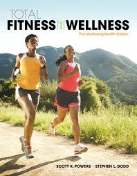 Total Fitness Wellness The Mastering Health Edition 7th