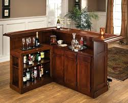 Dining Room Bar Cabinet White