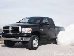 100 Pickup Truck Sleeper Cab The Ultimate 2003 To 2007 Dodge Recipe Diesel Power Magazine