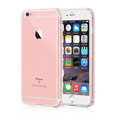 Crystal Clear iPhone 6 Plus Case iXCC Cover Case with Shockproof