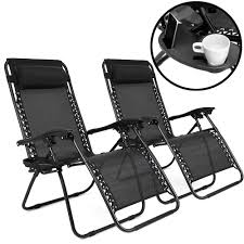EVELYN LIVING Set Of 2 Zero Gravity Chair With Cup & Phone Holder Tray  Sunloungers Beach Garden Outdoor Patio Sun Loungers Folding Reclining  Lounger ... Amazoncom Ff Zero Gravity Chairs Oversized 10 Best Of 2019 For Stssfree Guplus Folding Chair Outdoor Pnic Camping Sunbath Beach With Utility Tray Recling Lounge Op3026 Lounger Relaxer Riverside Textured Patio Set 2 Tan Threshold Products Westfield Outdoor Zero Gravity Chair Review Gci Releases First Its Kind Lounger Stone Peaks Extralarge Sunnydaze Decor Black Sling Lawn Pillow And Cup Holder Choice Adjustable Recliners For Pool W Holders