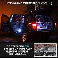Interior Lighting Package for Jeep Grand Cherokee WK
