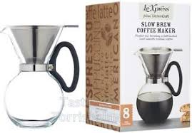 Image Is Loading Kitchen Craft Le 039 Xpress Slow Brew Coffee