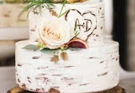 Enchanting Inspiration For Woodland Wedding Cakes