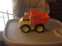 100 Dump Truck Song Find More Little People For Sale At Up To 90 Off
