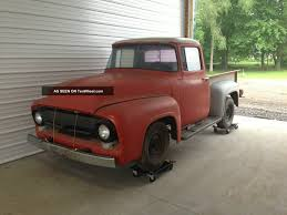 Ford Truck 1956 Photo And Video Review, Price - Allamericancars.org 1940 Ford Truck Being Stored Youtube Feature 1936 Ford Pickup Model 68 Classic Rollections My Truck 1941 Restoration Ideas Pinterest 1956 Service Part 1 Douglass Bodies Fileedroth1956fdtruckrestoration1004jpg Kustomrama 1952 F1 Flathead V8 Complete Hot Rod Restoring Old Trucks A 1962 F100 Friend Flashback F10039s New Arrivals Of Whole Trucksparts Or American Restoration 1979 F150 Show 1969 F100david T Lmc Life