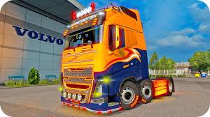 100 Megastore Truck Volvo Mega Store Tuning ETS2 Euro Simulator 2 YouTube
