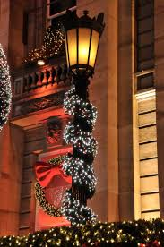 Flocked Christmas Trees Baton Rouge by 107 Best All Lit Up For Christmas Images On Pinterest