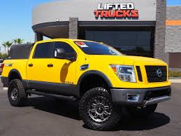100 Used Nissan Titan Trucks For Sale 2017 At Lifted Phoenix VIN