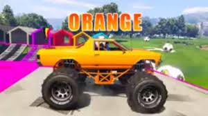 Monster Trucks Color Learning For Kids! Superman And Superhero For ...