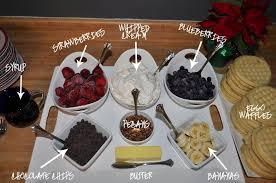 Waffle Bar Toppings How To Throw A Waffle Party Wholefully Protein Bar Bar Waffles And Waffles A Very Merry Holiday Citrus Punch Recipe Make Waffle Sweetphi Cake Mix Plus Planning Tips Mom Loves Baking The Best Toppings From Savory Sweet Taste Of Home Eggo Truckinspired Pbj Styleanthropy 6 The Best Toppings Recipe Food To Love Bridal Shower With Chinet Cut Crystal Giveaway Hvala Matcha Softserveice Blended Latte Frappe At Southern Gentleman Baby