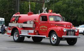 100 Ford Fire Truck 1952 Fire Tanker Maintenancerestoration Of Oldvintage